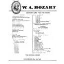 W.A. Mozart: Rondo No.1 In D Major (Piano Solo) - Mozart, Wolfgang Amadeus (Artist)