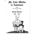 Ernest Charles: My Lady Walks In Loveliness (High Voice) - Charles, Ernest (Artist)