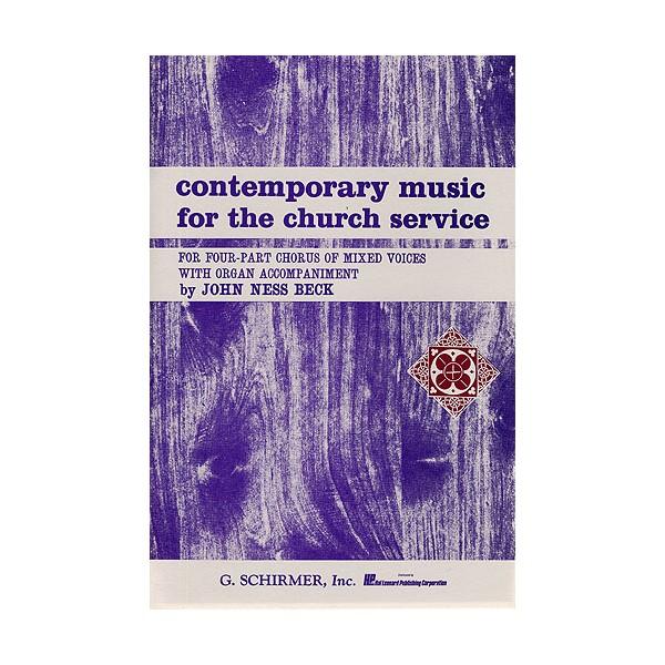 John Ness Beck: Contemporary Music For The Church Service - Beck, John Ness (Artist)