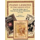 Piano Lessons In The Grand Style (From The Golden Age Of The Etude Magazine 1913-1940) - Johnson, Jeffrey (Author)