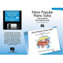 Hal Leonard Student Piano Library: More Popular Piano Solos Level 1 GM Disk