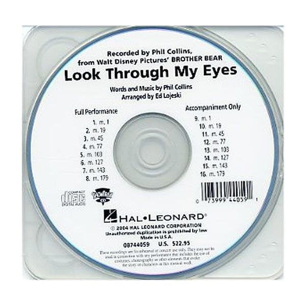 Phil Collins: Look Through My Eyes (CD)