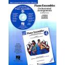 Hal Leonard Student Piano Library: Piano Ensembles Level 1 (CD)