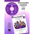 Hal Leonard Student Piano Library: Piano Ensembles Level 2 (CD)