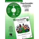 Hal Leonard Student Piano Library: Piano Ensembles Level 4 (CD)