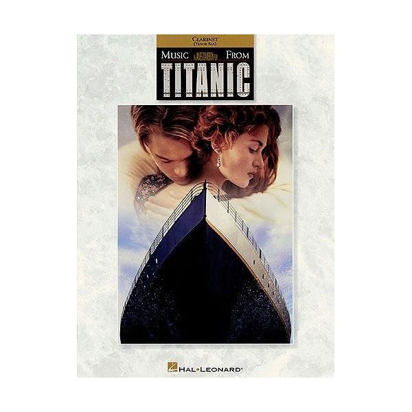 Music from Titanic (Clarinet)