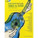Easy To Play Songs For Guitar 6 Worlds Favorite