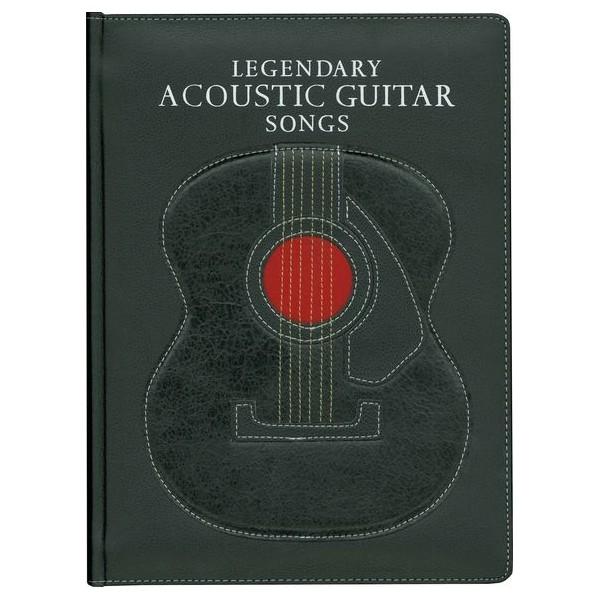 Legendary Acoustic Guitar Songs (Unnumbered)