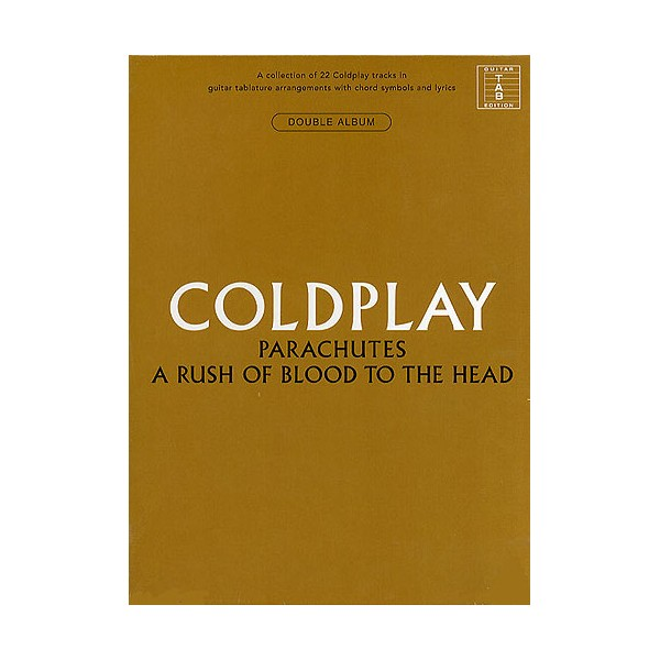 Coldplay: Parachutes/A Rush Of Blood To The Head - Double Album