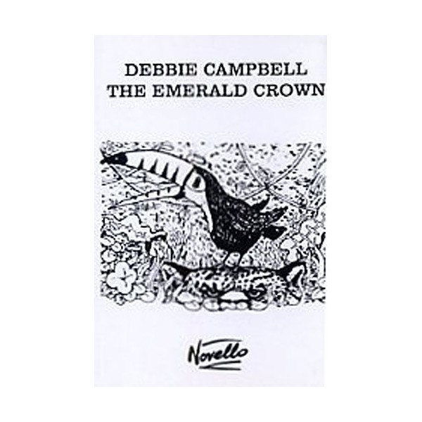Debbie Campbell: The Emerald Crown (Cassette)