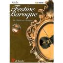 Festive Baroque Violin arranged Robert van Beringen