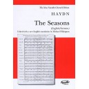Haydn, F J - The Seasons (Vocal Score - New Edition)