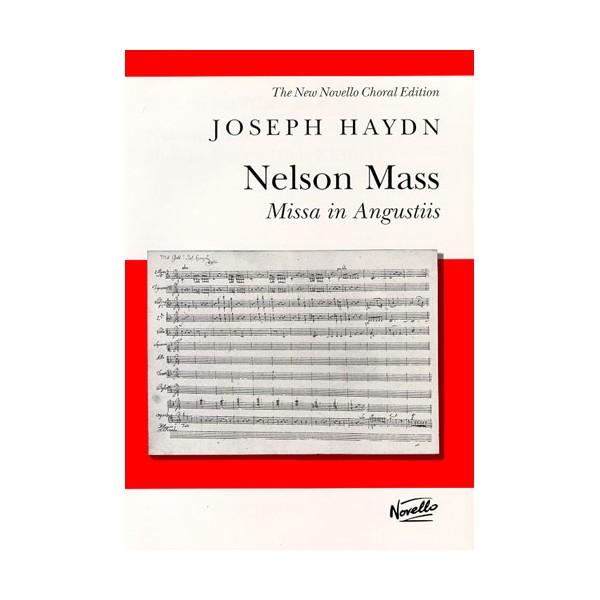 Joseph Haydn: Nelson Mass - Missa In Angustiis (Vocal Score) - Haydn, Franz Joseph (Composer)