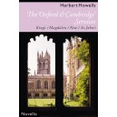 Howells, Herbert - The Oxford And Cambridge Services