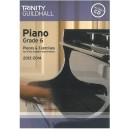 Trinity Guildhall Piano 2012-2014 Grade 6
