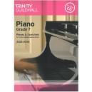 Trinity Guildhall Piano 2012-2014 Grade 7