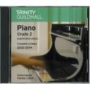 Trinity Guildhall Piano 2012-2014 Grade 2