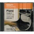 Trinity Guildhall Piano 2012-2014 Grade 4