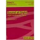 Trinity Guildhall Sound at Sight Piano Book 1 Initial-Grade 2