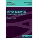 Trinity Guildhall Sound at Sight Piano Bk 4 Grades 7 & 8