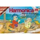 PROGRESSIVE HARMONICA METHOD YOUNG BEGINNERS