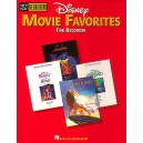 Disney Movie Favorites (Recorder)