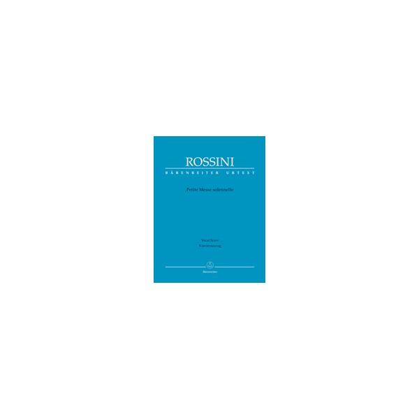 Rossini, Gioacchino - Petite Messe Solennelle v/s