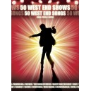 50 West End Shows - 50 West End Songs