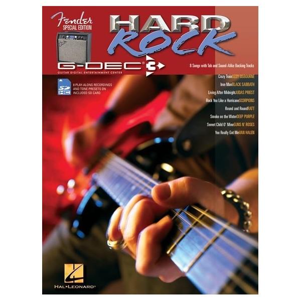 Fender Special Edition G-DEC Guitar Play-Along Pack: Hard Rock