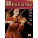 Violin Play-Along Volume 16: Folk Songs