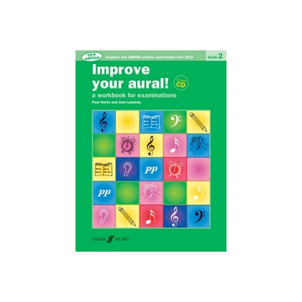 Improve Your Aural! Grade 2