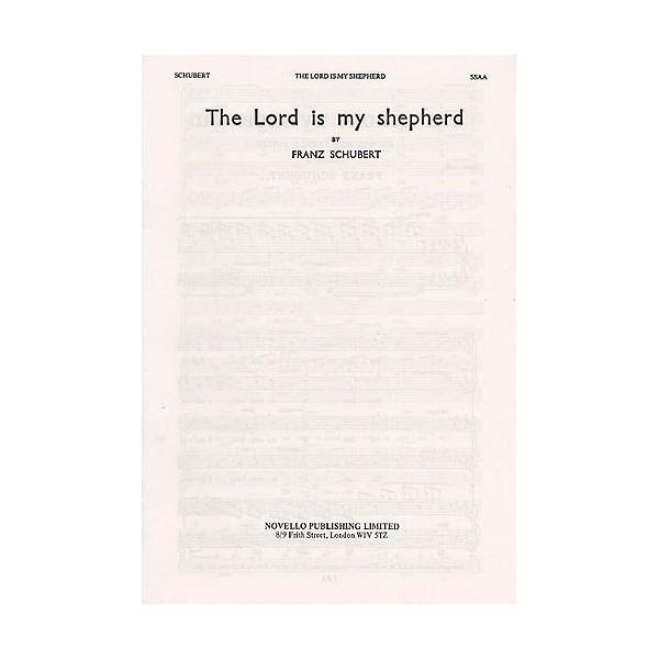 Franz Schubert: The Lord Is My Shepherd (SSAA) - Schubert, Franz (Composer)