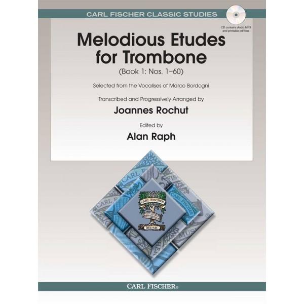 Bordogni - Melodious Etudes for Trombone