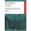 Woodcock, Robert - Concerto No. 2 in G major