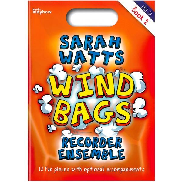 Watts, Sarah - Wind Bags, book 2