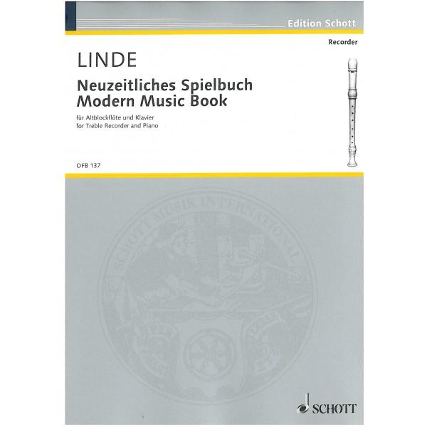 Linde (ed.) - Modern Music Book