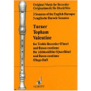 3 Sonatas of the English Baroque