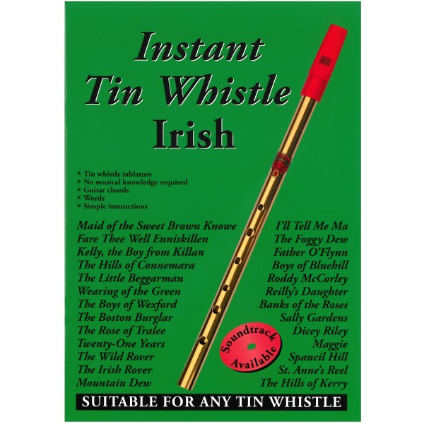 Instant Tin Whislte Irish