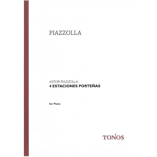 Piazzolla, Astor - 4 Estaciones Portenas