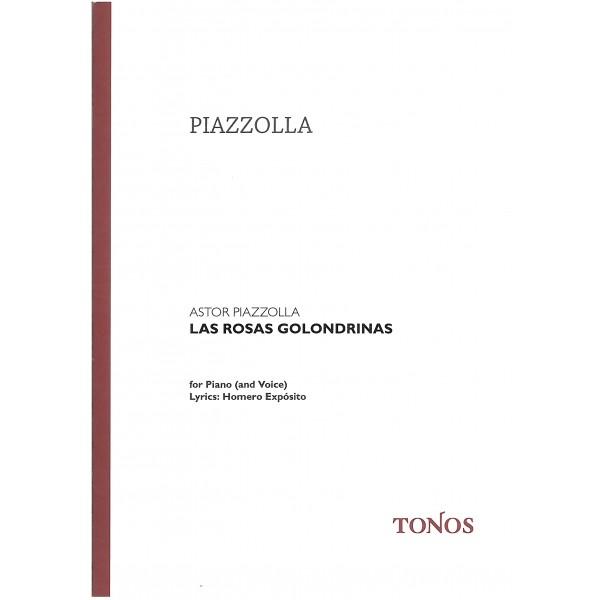 Piazzolla, Astor - Las Rosas Golondrinas