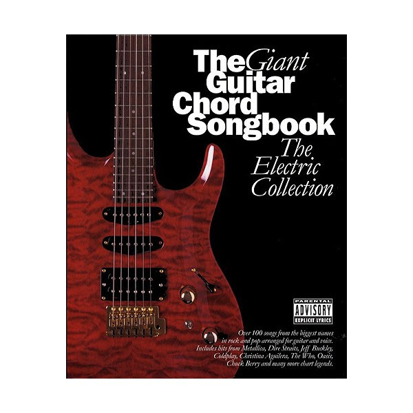 The Giant Guitar Chord Songbook The Electric Collection