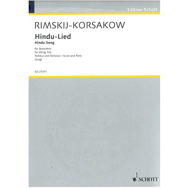 Rimsky-Korsakov, Nikolai - Hindu Song