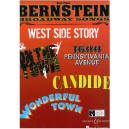Bernstein Broadway Songs, easy piano