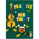 Koh, Josephine and Koh, Florence - Practice in Music Theory for the Little Ones, Book B