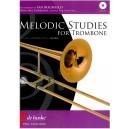 Moren, Bertrand - Melodic Studies (Trombone)