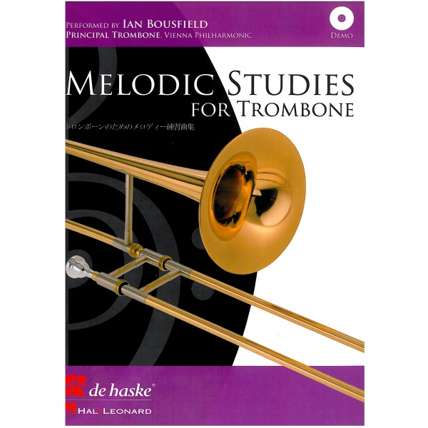 Melodic Studies for Trombone