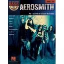 Bass Play-Along Volume 36: Aerosmith