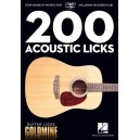 200 Acoustic Licks - Guitar Licks Goldmine