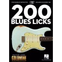 200 Blues Licks - Guitar Licks Goldmine