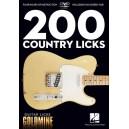 200 Country Licks - Guitar Licks Goldmine